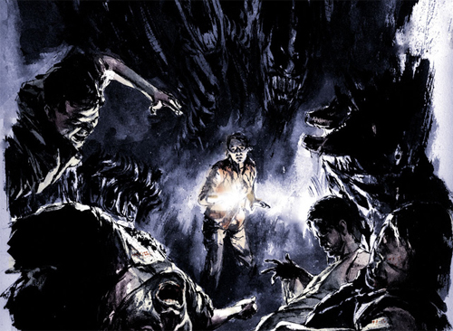 10102013_01 Dark Horse To Reboot Comic Series