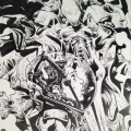 Paul Hope Doing Prometheus Cover