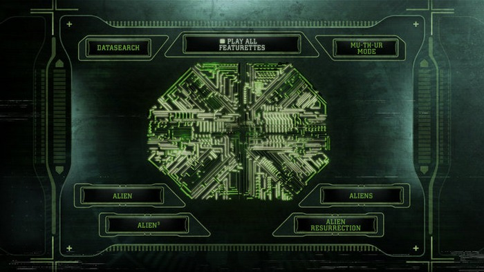 Alien Anthology Menu Charles De Lauzirika Interview