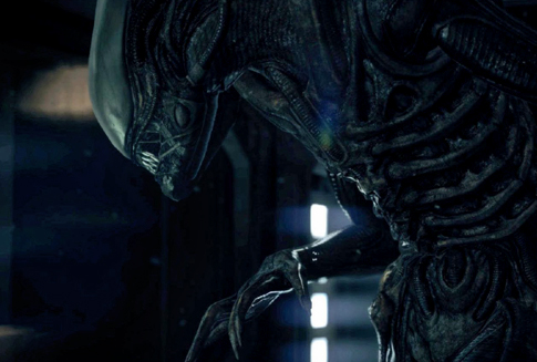 OXM-AlienIsolation Alien: Isolation in Official Xbox Magazine US