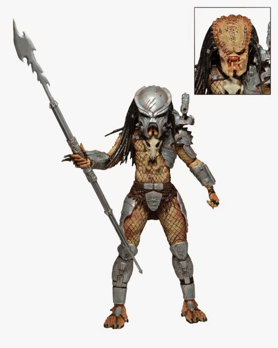 Ahab Predator NECA Figure NECA Announces 'Fire and Stone' Ahab Predator Figure