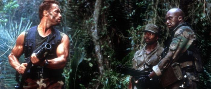 Arnold Schwarzenegger Where should Shane Black's Predator Sequel take place?
