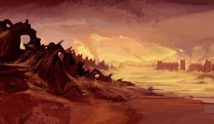 Afghanistan Desert Where should Shane Black's Predator Sequel take place?