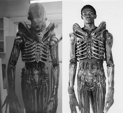 Bolaji Badejo Alien The Life of Bolaji Badejo: The Man Behind the Xenomorph