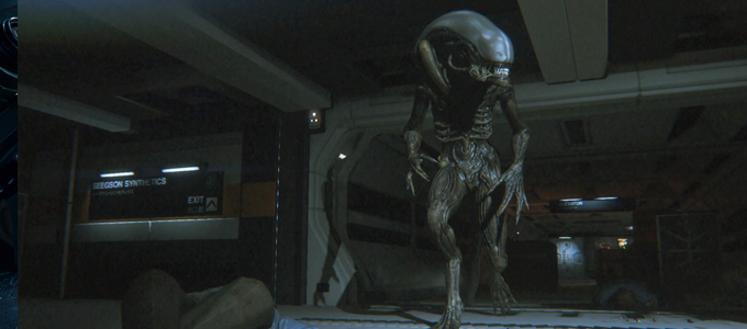 New Alien: Isolation Trailer, Screenshots and B-Roll Released
