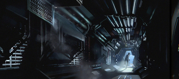 <h2>A behind-the-scenes look at Alien: Isolation&#8217;s &#8220;Improvise&#8221; Trailer</h2><span class='featuredexcerpt'>Concept designer and illustrator, Maciej Kuciara, has recently posted a collection of concept art from his work for Creative Assembly&#8217;s recent &#8220;Improvise&#8221; CGI trailer for Alien: Isolation, [&hellip;]</span>