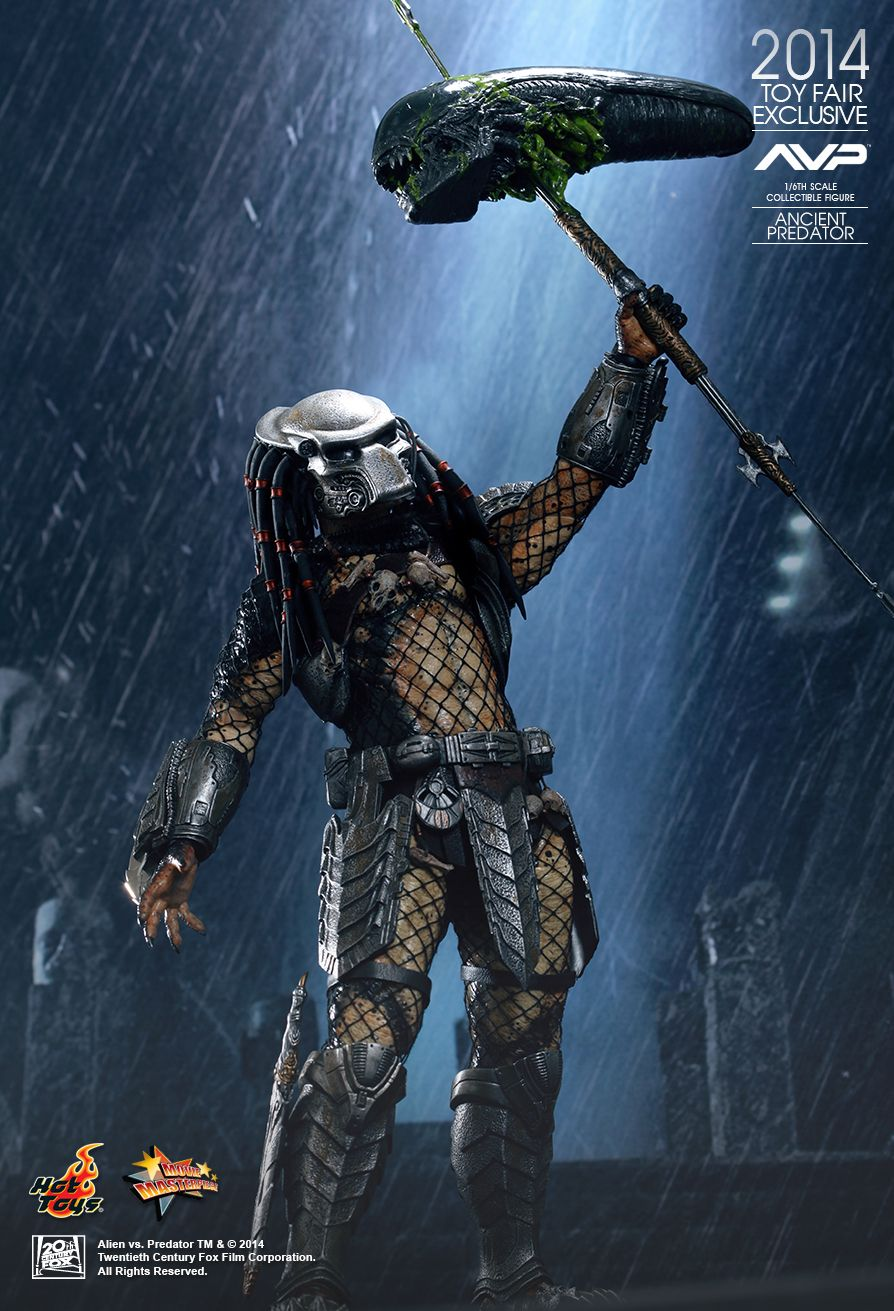 Ancient Predator  Hot Toys  Sideshow Collectibles