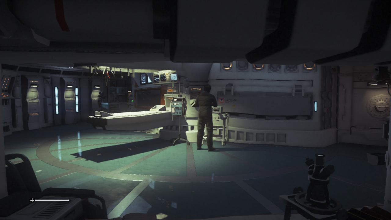 first alien isolation screenshots on ps3 avpgalaxy. Black Bedroom Furniture Sets. Home Design Ideas