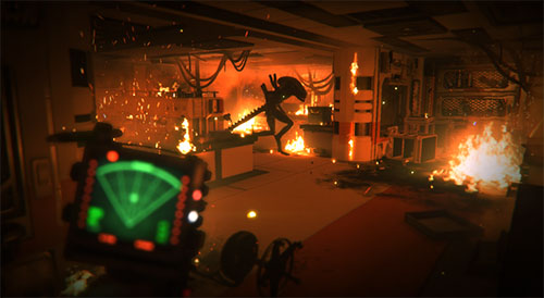211014_01 Alien Isolation DLC: Corporate Lockdown