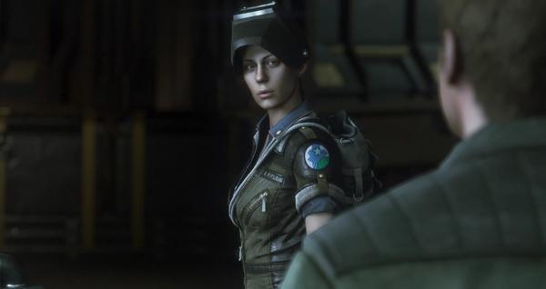 Amanda Ripley Alien Isolation Review
