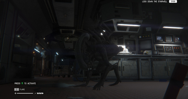 isolation-review-07 Alien Isolation Review