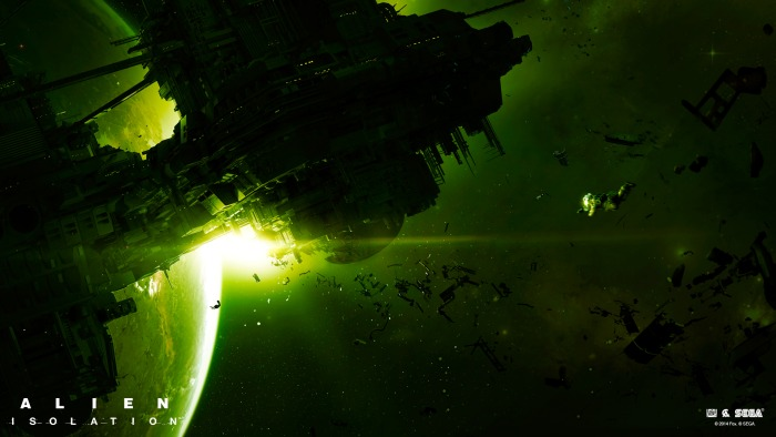 isolationreleased Alien Isolation Officially Released!