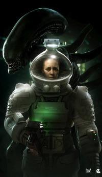promo006_Amanda_Ripley Alien Isolation Debuts 2nd in UK Game Charts