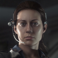 Amanda Ripley Alien Isolation Characters