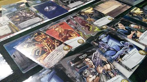 legendary-alien-02 Legendary Encounters – An Alien Deck Building Game Review