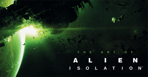 241214_04 Download the Alien Isolation Comic & Art Of