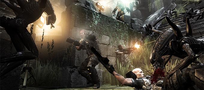 08112015_01 Aliens vs Predator 2010 and A:CM Return To Steam