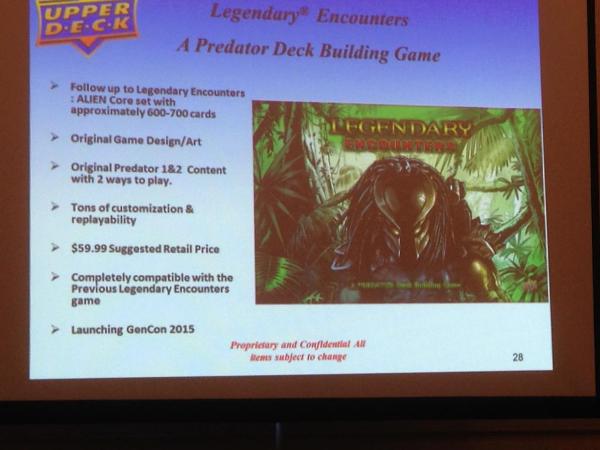 180315_02 Legendary Encounters - A Predator Deck Building Game