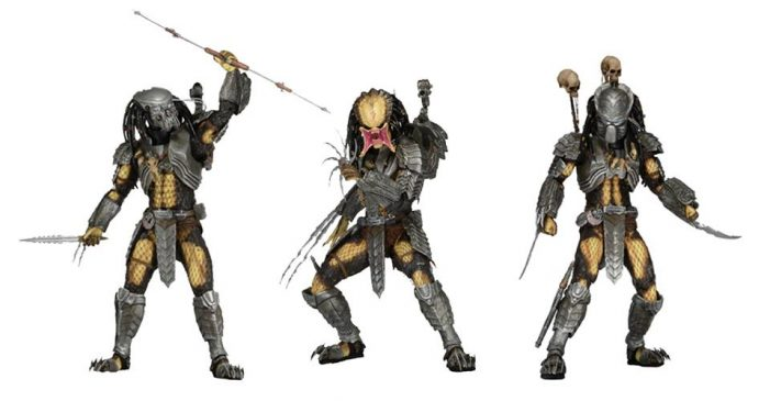 210515_02 NECA Predator Figures - Alien vs. Predator