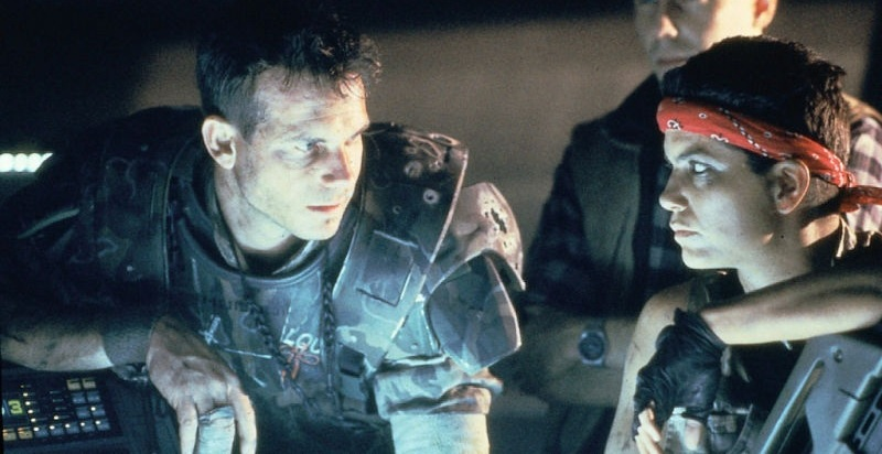 Hudson &, Vasquez Bill Paxton Wants Hudson to Return in Blomkamp's Alien 5