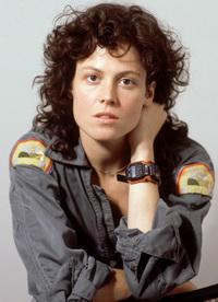 Sigourney Weaver Ripley