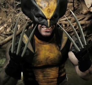 wolverine Wolverine vs Predator