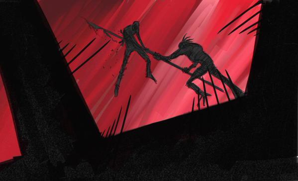 predatorpitch03 Director Vincenzo Natali Shares His Predator Pitch Artwork