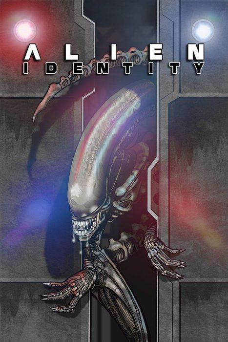 alienidentityposter Alien Identity