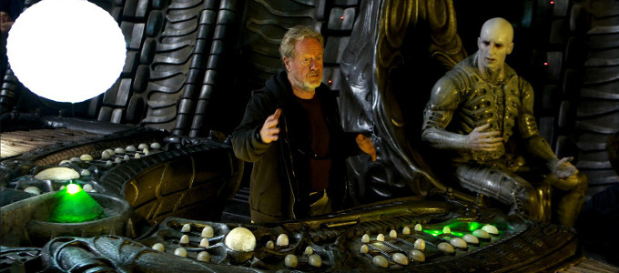 <h2>Prometheus 2 Is Next For Ridley Scott</h2><span class='featuredexcerpt'>With his latest science-fiction film, The Martian, due out at the end of September, Ridley Scott and Matt Damon are making the press rounds to promote the [&hellip;]</span>