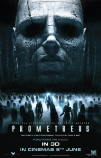 poster Is The New Alien Sequel Being Held Back By Prometheus 2?