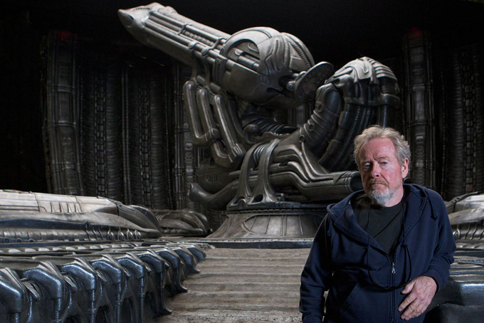 Ridley Scott confirms Prometheus 2 will start production in February.  Prometheus 2 To Start Production In February