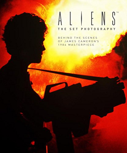 Aliens: The Set Photography is due out July 26, 2016. Aliens: The Set Photography Announced