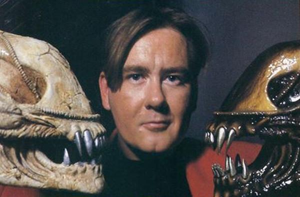 Peter Briggs' Alien vs. Predator started life in 1991. Peter Briggs' Alien vs. Predator - Podcast, New Articles
