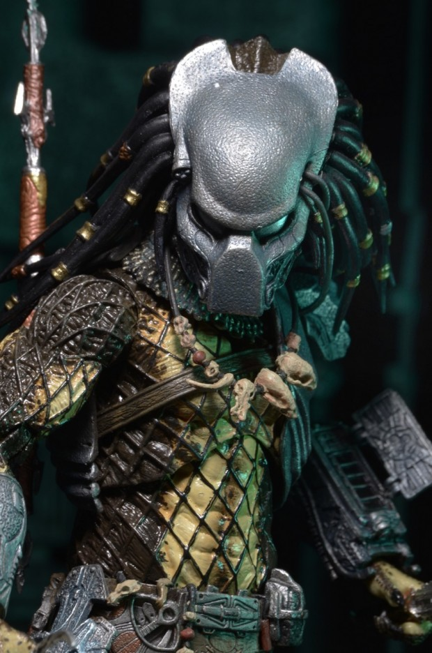 NECA Predator Series 15 sees their first release of Ancient Warrior. NECA Predator Series 15 Announced