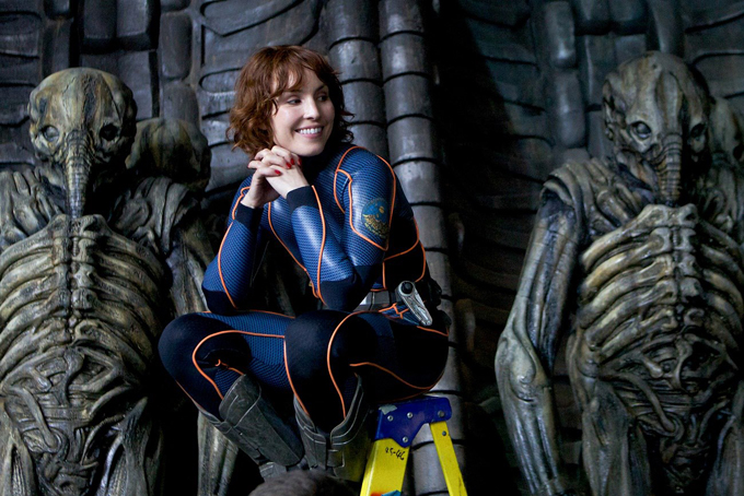 According to an article from the Daily Mail Noomi Rapace will not appear in Alien: Covenant Noomi Rapace Will Not Appear In Alien: Covenant