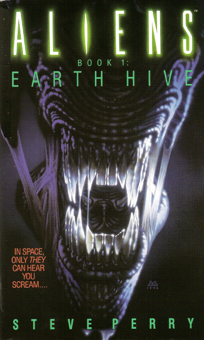 Cover art for Aliens: Earth Hive Aliens: Earth Hive Review