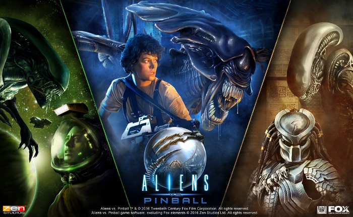 Aliens vs. Pinball is due release on all major platforms on Alien Day. Aliens vs. Pinball Trailer and Details Released