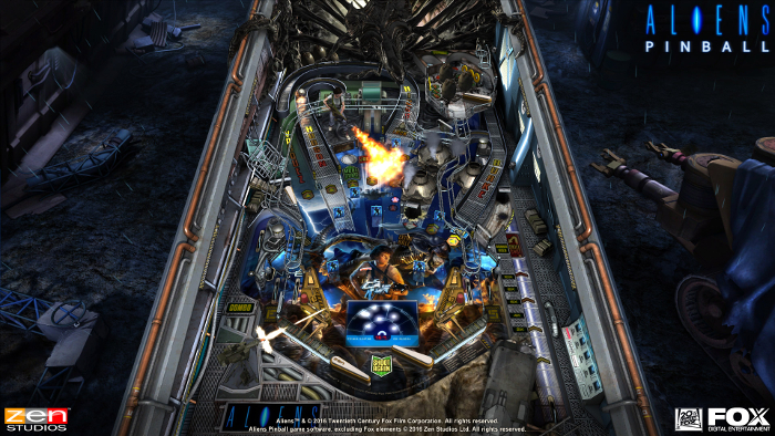 130416_06 Aliens vs. Pinball Trailer and Details Released