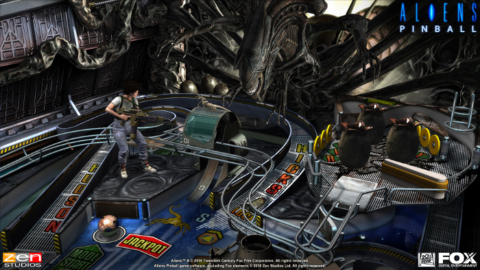 130416_07 Aliens vs. Pinball Trailer and Details Released