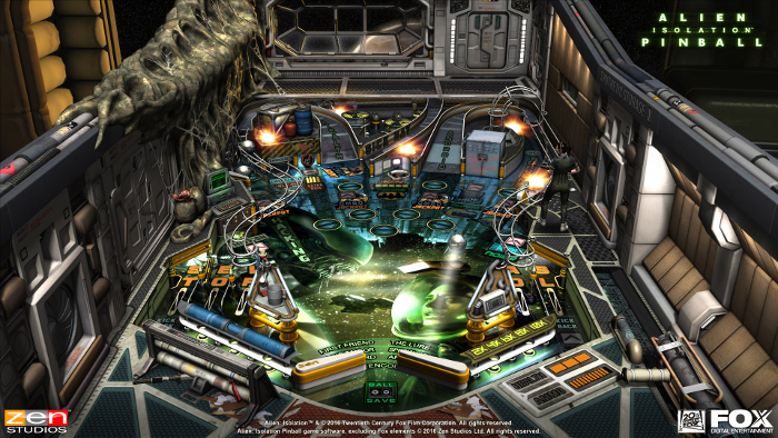 130416_08 Aliens vs. Pinball Trailer and Details Released