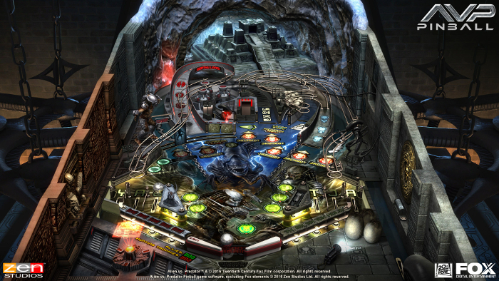 130416_10 Aliens vs. Pinball Trailer and Details Released