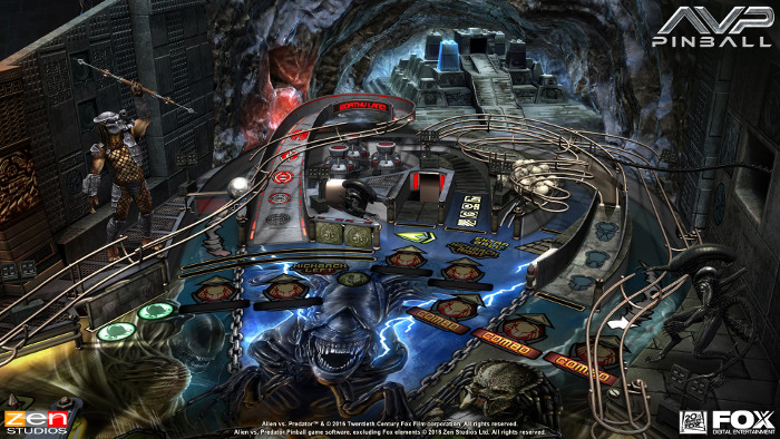 Aliens vs. Pinball is due for release on Alen Day, the 26th of April. Aliens vs. Pinball Trailer and Details Released