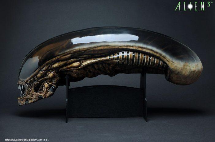 CoolProps-Dog-Alien-Replica-Bust-001 CoolProps Reveals Warrior & Dog Alien Bust Replicas
