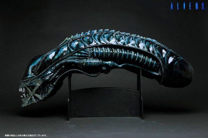 CoolProps-Warrior-Alien-Replica-Bust-001 CoolProps Reveals Warrior & Dog Alien Bust Replicas