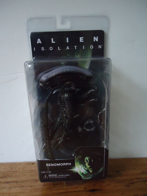 alien-isolation-xenomorph-figure-01 NECA Alien Series 6 - Alien Isolation Xenomorph Review