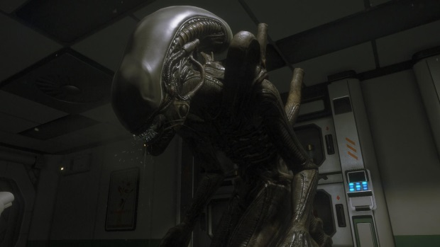 alien-isolation-xenomorph-figure-02 NECA Alien Series 6 - Alien Isolation Xenomorph Review