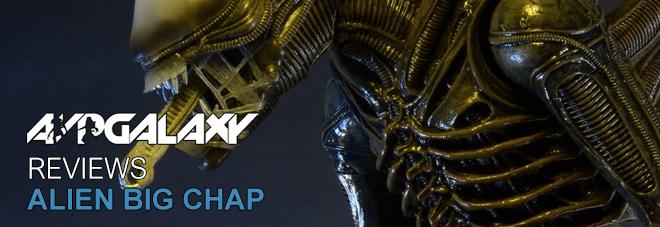 banner NECA 1/4 Scale Alien Big Chap