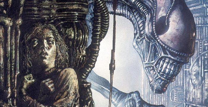 Cover art for Aliens: Newt's Tale. Newt