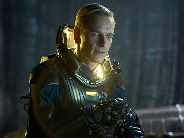 "Michael Fassbender talks Alien: Covenant - ""It's a fantastic mixture of high-end technology and primitive elements. The way that I can explain it is the same way that Ridley did 'Blade Runner."" Michael Fassbender Talks Working On Alien: Covenant -"