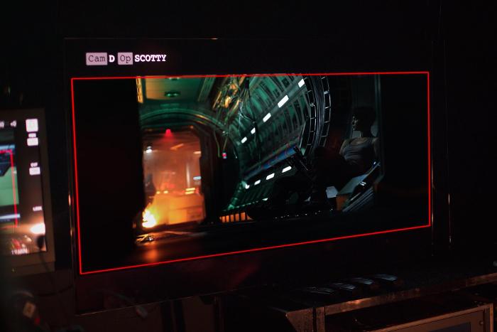 First Look at Katherine Waterston as Daniels in Alien: Covenant! First Look at Katherine Waterston as Daniels!
